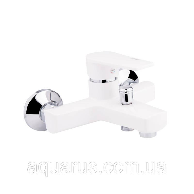 Смеситель для ванны из термопластичного пластика SW Brinex 35W 006, белый