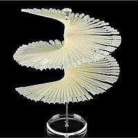 Палитра-веер для образцов на подставке, 120 шт, фото 1