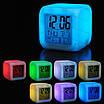 Настольные Часы  с термометром (меняют цвет), фото 5