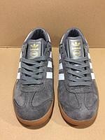 e8545973 Adidas Hamburg Mid Grey — Купить Недорого у Проверенных Продавцов на ...