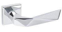Ручка  LUXURY 02  с накладкой под WC LU14T-OC