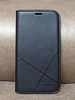 Чехол-книжка для смартфона Samsung Galaxy J5 2015 J500 чёрная