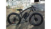 Полноприводный Электро Фетбайк Электро велосипед