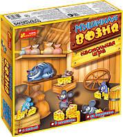 """Настільна гра """"Мишача метушня"""" 12120036Р (5880)"""