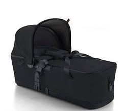 Люлька-трансформер к коляске, Scout Carbon Black, цвет черный