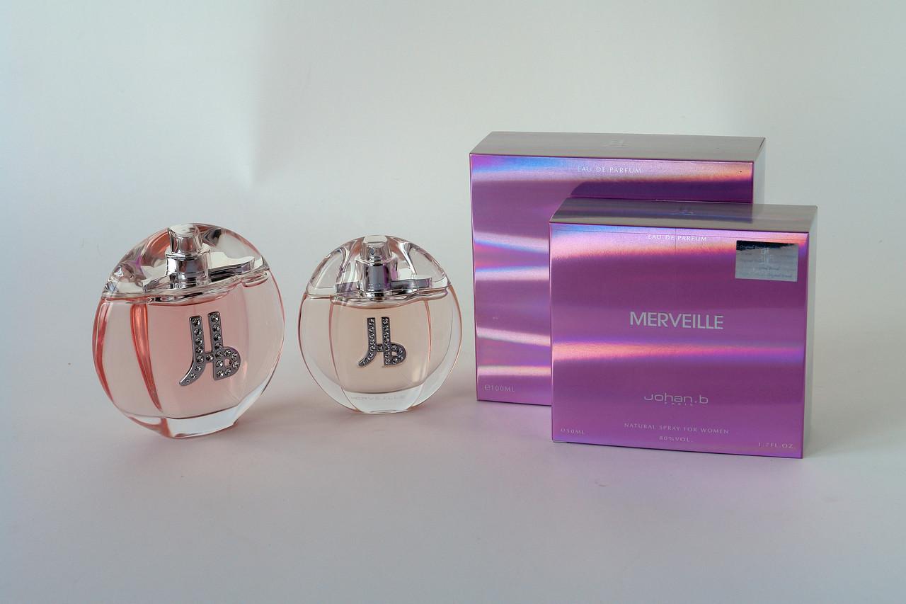 Туалетная вода Merveille JB W 50 ml