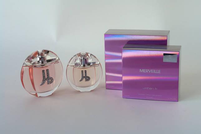 Туалетная вода Merveille JB W 50 ml, фото 2