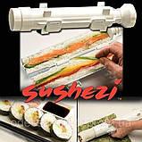 Машинка форма для приготування суші та ролів Sushez, фото 3