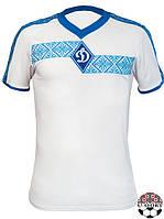 Футболка с вышивкой Динамо