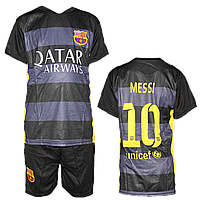 Форма футбольная детская Barcelona MESSI (6-11 лет.) МС12
