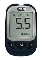 Глюкометр New Med Neo (+50 тест полосок)