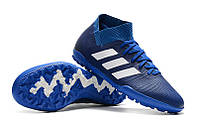 Сороконожки Adidas Nemeziz Tango 18.3 TF blue, фото 1