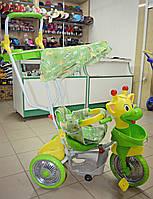 Трехколесный велосипед Жираф