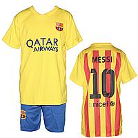 Форма футбольная детская Barcelona MESSI (6-11 лет.) МС9