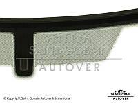 Лобовое стекло Opel Corsa 2006-2014 (D)