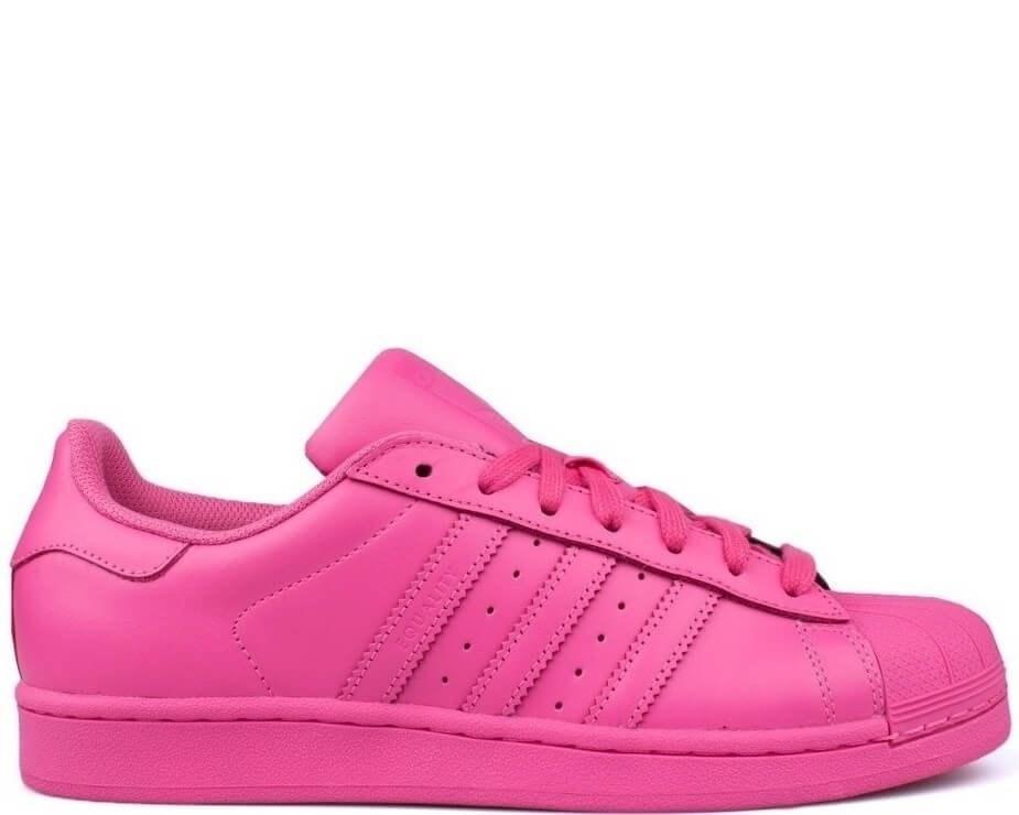 site réputé 4674d c4c4a Кроссовки Adidas Pharrell Williams Superstar Supercolor