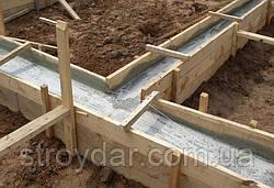 Строительство фундамента под ключ