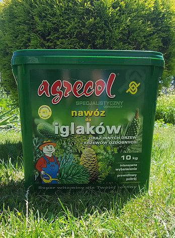 Удобрение agrecol хвойное расфасовка от 1 кг