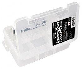 Коробка MEIHO Case SYSTEM TRAY HD Clear
