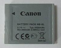 Аккумулятор Canon NB-6L (Original), фото 1
