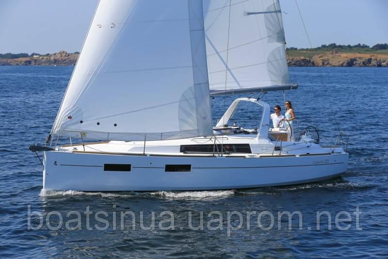 Парусная яхта Oceanis 35