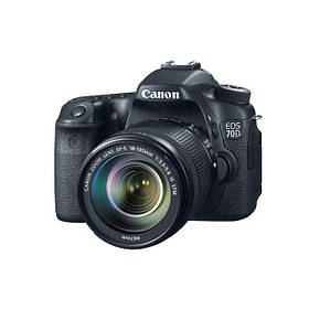 Фотоаппарат Canon EOS 70D 18-135 IS STM (8469B043AA)
