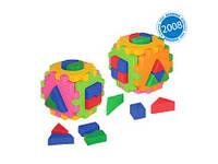 Куб Розумний малюк Логика-Комби /12/ (2476)