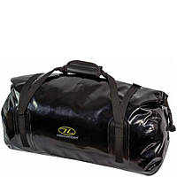 Спортивно-дорожная сумка Highlander Mallaig Drybag Duffle 35 Black (Waterproof)
