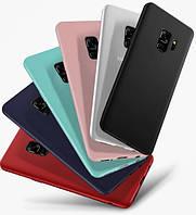 TPU чехол Candy для Samsung Galaxy S7 Edge G935F (5 Цветов)