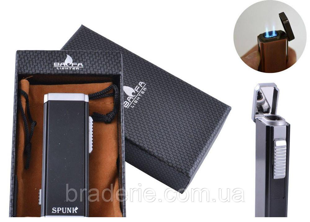 Зажигалка подарочная Baofa 4077 для сигар