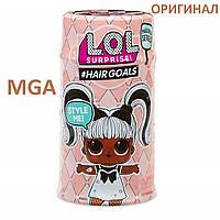 Кукла Лол Hairgoals с волосами Оригинал 5 сезон (L.O.L. #Hairgoals 5 Series Makeover 556220-W1)