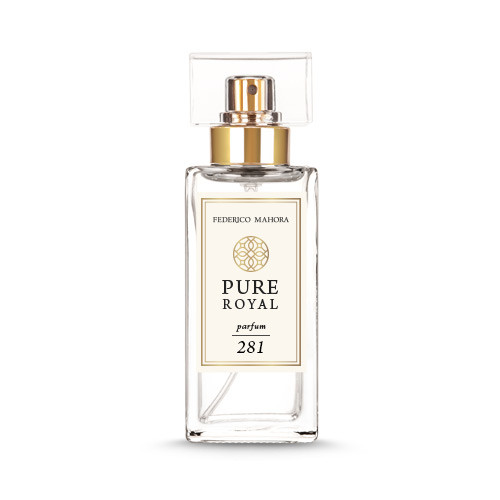 FM 281 Pure Royal Женские духи. Парфюмерия FM World Parfum Аромат Escada Moon Sparkle (Эскада Мун Спаркл)