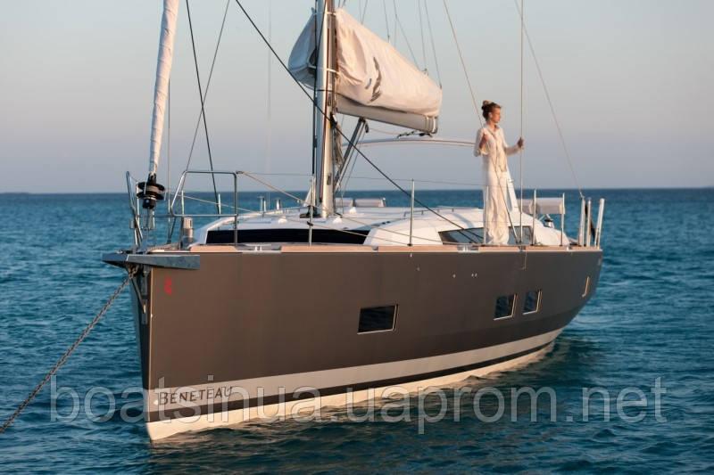 Парусная яхта Oceanis 55