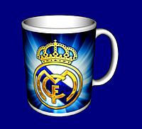 Чашка ФК Реал, фото 1