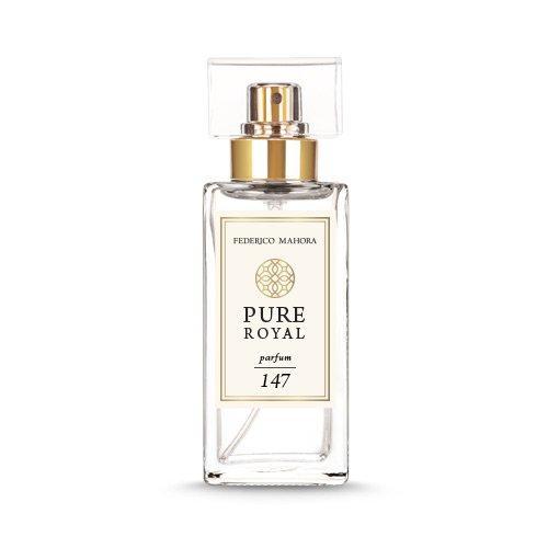 FM 147 Pure Royal  Женские духи. Парфюмерия FM World Parfum. Аромат Dolce&Gabbana The One (Дольче Габбана Уан)