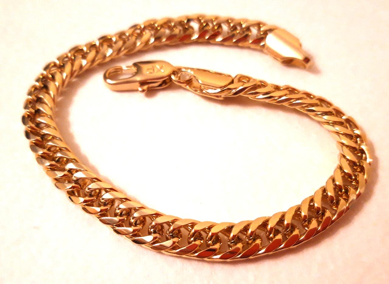 Позолоченный браслет на руку Хuping Jewelry 0,5х19 см