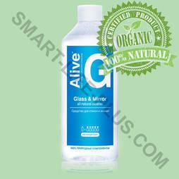 Alive G - средство для мытья стекол и зеркал