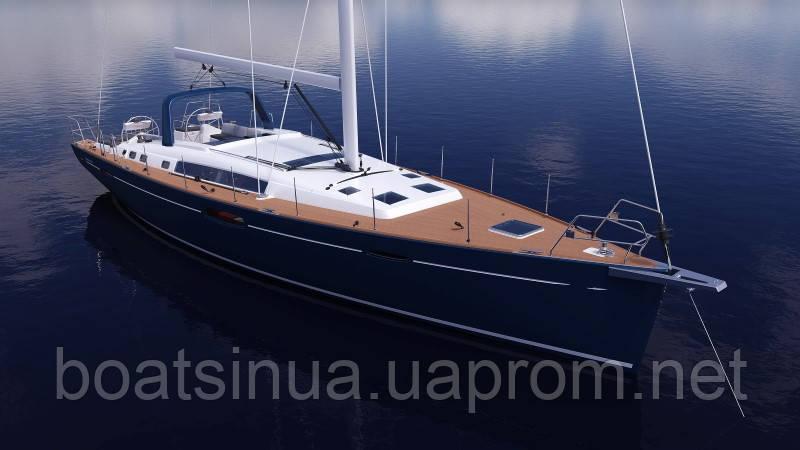 Парусная яхта Oceanis 60