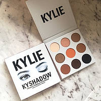 Палетка теней для век Kylie Cosmetics Kyshadow The Bronze Palette #S/V
