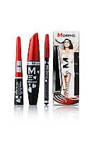 Набор Morphe 3 в 1 тушь + подводка + карандаш 13830