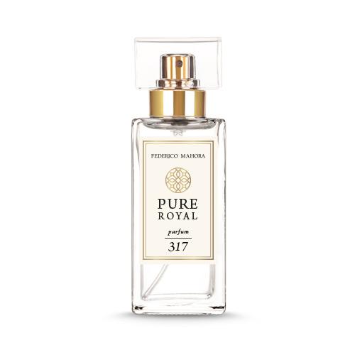 Fm 317 Pure Royal женские духи парфюмерия Fm World Parfum аромат