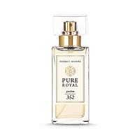 FM 352 Pure Royal  Женские духи. Парфюмерия FM World Parfum. Аромат Elie Saab Le Parfum (Елие Сааб Ле Парфум), фото 1