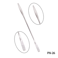 Пушер для кутикулы PN-26 двухсторонний, #S/V