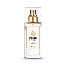 FM 355 Pure Royal Женские духи. Парфюмерия FM World Parfum Аромат Trussardi Donna White (Труссарди Донна Вайт)