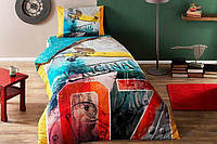 Тас Plane sari подростковое постельное бельё простынь на резинке