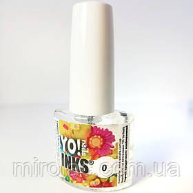 Размывка для Акварельных чернил Yo!Nails INKS 0 (прозрачный корректор)