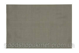 Коврик для сервировки стола серого цвета 450*300 мм (шт)