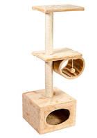 Когтеточка, дряпка Природа Д22 для кішок 107 см (бежева)