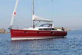Парусная яхта Sense 43
