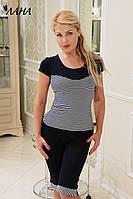 Домашний трикотажный комплект / пижама ЛАНА FLEUR Lingerie, фото 1